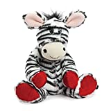 Demdaco N00552 Nat & Jules Zander Zebra Plush Toy by Nat And Jules