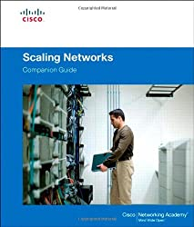 Scaling Networks Companion Guide (Cisco Networking Academy)