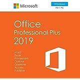 Office 2019 Professional Plus 32/64 bits VKQ key | Licence pour 1PC ( seulement pour windows 10/11 ) | [Téléchargement…