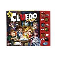 Hasbro C12931020 Gaming Cluedo Junior Game