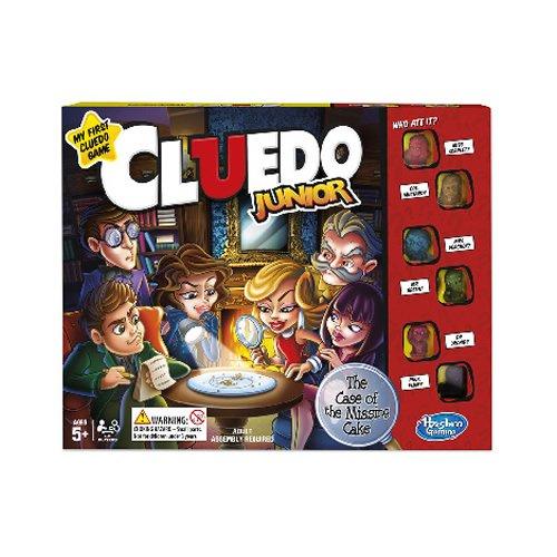 Hasbro Cluedo - Juego para niño