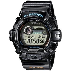 G-Shock Men's Solar Strap Watch GWX-8900-1ER de G-Shock