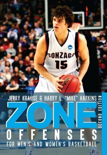 Zone Offenses for Men's and Women's Basketball Second edition by Mike Harkins, Jerry Krause (2013) Perfect Paperback par Jerry Krause Mike Harkins