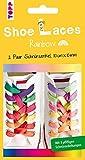 frechverlag 19708 - Schnürsenkel Set Rainbow, Lernspielzeug