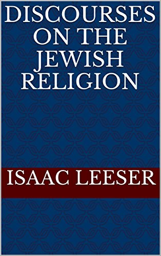 DISCOURSES on the Jewish Religion: Vol. 5 (English Edition)