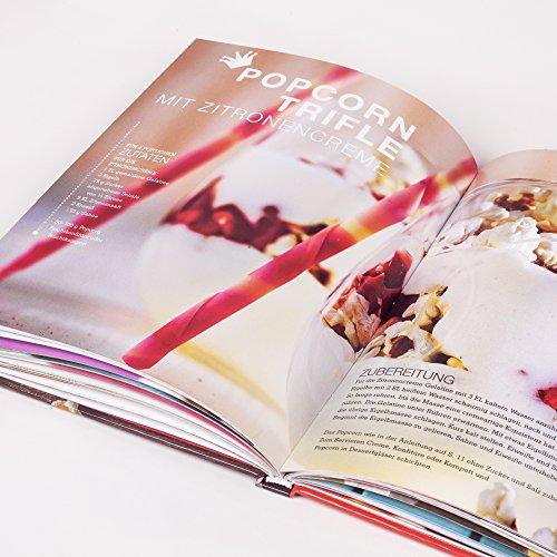 Popcornloop Rezeptbuch! 128 Seiten - 7