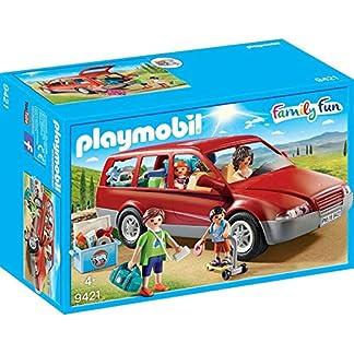 PLAYMOBIL Family Fun Coche Familiar