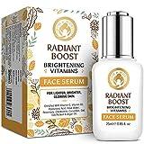 Mom & World Radiant Boost Brightening Vitamins Face Serum 25ml - For Lighter