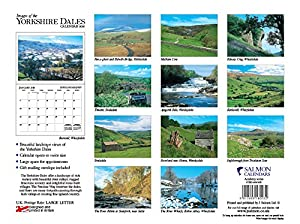 Images Of The Yorkshire Dales Calendar 2018 - Academy Series
