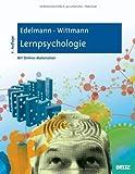 Lernpsychologie: Mit Online-Materialien von Edelmann. Walter (2012) Gebundene Ausgabe