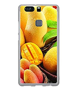 PrintVisa Designer Back Case Cover for Huawei P9 (Nature Tasty Dessert Sweet Diet Protein Nutrition Yummy)