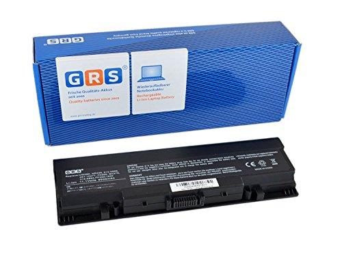GRS Batterie d'Ordinateur Portable avec 6600 mAh fç ¬ R Dell Inspiron 1520, 1720, 1700, 530s, 1500, 1721, 1521, Dell Vostro 1500, 1700, remplace : GK479, FK890, NR239, UW280, 312-0504, 451-10476, batterie ordinateur portable 6600 mAh, 11,1 V