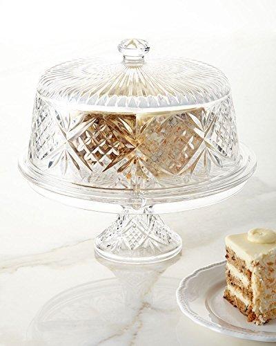 Godinger Dublin 4 In 1 Cake Dome by Godinger Silver Art Co Ltd Dublin-dome