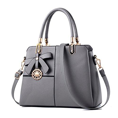 Gli allievi dello zaino delle donne delle borse delle donne brandnew di modo modifica la vendita poco costosa di cuoio di alta qualità del pacchetto di svago Borse a tracolla(DFMP10) b