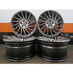 KESKIN KT17 Lot de 4 jantes en aluminium pour Lexus GS S16 S 19 IS XE1 XE2 (a) NX300h SC430 8J PFP