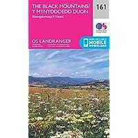 Landranger (161) The Black Mountains (OS Landranger Map)