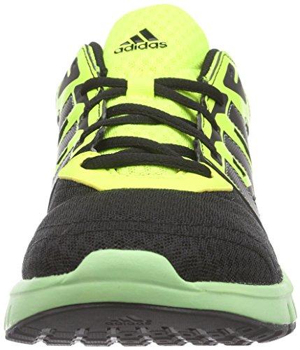 adidas Galaxy 2 M Herren Laufschuhe Gelb (Solar Yellow/Core Black/Mid Grey S14)