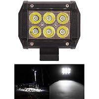 18W LED Spot di Luce di lavoro per fuoristrada 4x4 4WD ATV UTV SUV guida luce antinebbia