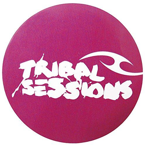 Sankeys Ibiza: Adesivo Tribal Sessions Logo - Porpora, Taglia Unica