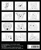 Edizioni-White-Star-Cani-Coloring-Calendario-da-Tavolo