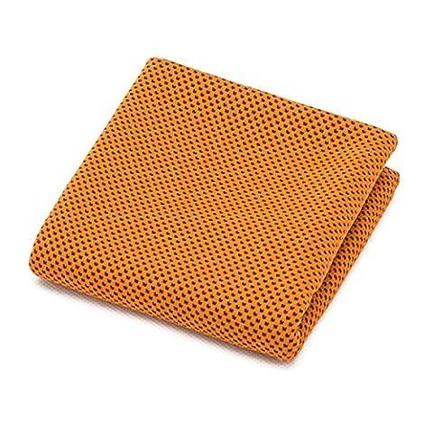 Cooling Towel Fitness Kühl-Tuch Dünn Sport Handtuch Ultra-leicht Ice-Towel, 30*100CM (Bier Kaninchen)