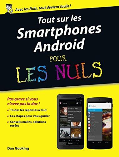 Tout sur mon Smartphone Android pour les Nuls (French Edition ...
