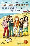 Das Insel-Internat: Fünf Mädchen legen los