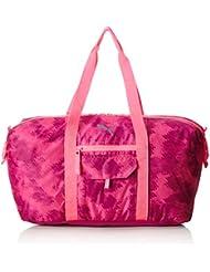 puma gym bag pink
