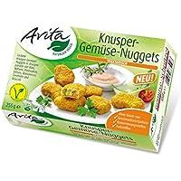 Avita - Knusper-Gemüse-Nuggets Vegetarisch TK - 255g