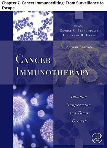 Cancer Immunotherapy: Chapter 7. Cancer Immunoediting: From Surveillance to Escape (English Edition) Kershaw 7