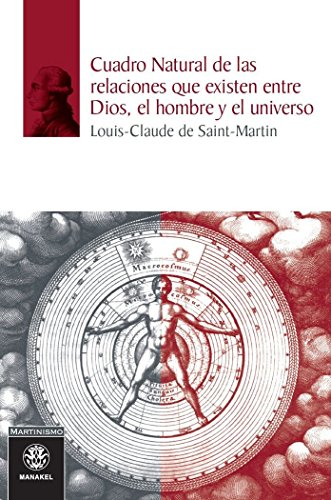 Cuadro Natural de las relaciones que existen entre Dios, el hombre y el universo