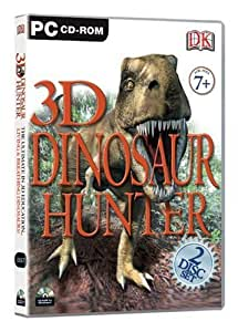 3D Dinosaur Hunter (2 Disc Set)