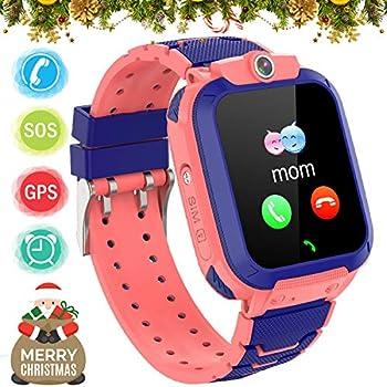 GPS Niños Impermeable Smartwatch, Reloj Inteligente Smart Watch ...