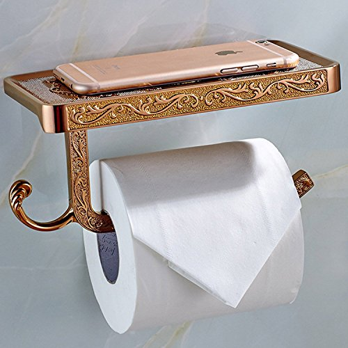 Rose Gold Bathroom Accessories