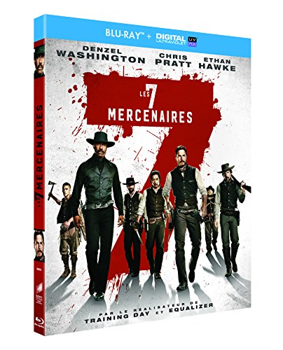 Les 7 mercenaires [Blu-ray + Copie digitale]
