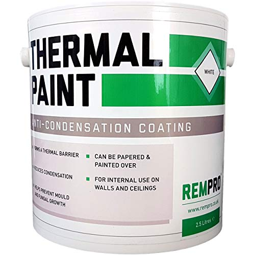 rempro remacp2.5Thermo Paint, Weiß