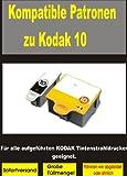1x KOMPLETTER SATZ (2 STÜCK) KOMPATIBLE REINIGUNGSPATRONEN REINIGUNGSSET DRUCKERPATRONEN TINTENPATRONEN für diese KODAK-Drucker: Diconix Easyshare 5300 / Diconix Easyshare 5500 / Diconix ESP 3 / Diconix ESP 3250 / Diconix ESP 5 / Diconix ESP 5250 / Diconix ESP 7 / Diconix ESP 9 / Easyshare 5300 / Easyshare 5500 / ESP 3 / ESP 3250 / ESP 5 / ESP 5250 / ESP 7 / ESP 9