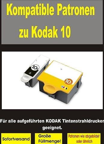 2x Cartouches de nettoyage compatibles à Kodak