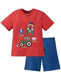 Schiesser Kn Schlafanzug Kurz - Pijama Niñas