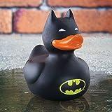 Batman Badeente - Dark Knight Gummiente Bruce Wayne Quietscheente Badewanne