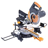 Evolution RAGE3 Multipurpose Sliding Mitre Saw (230 V, 255 mm)
