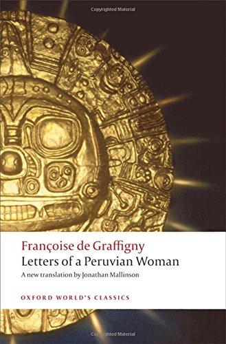 Letters of a Peruvian Woman par Francoise de Graffigny