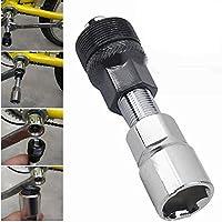 Malayas® Extracteur de Manivelle Outil Pédalier de Vélo Démonte pour vélo Vtt Shimano MTB Crank Puller Remover