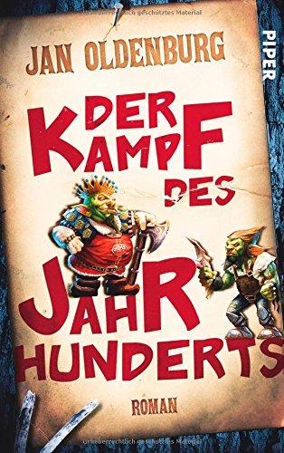 Buchseite und Rezensionen zu 'Der Kampf des Jahrhunderts: Roman' von Jan Oldenburg