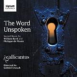 The Word Unspoken - Chorwerke