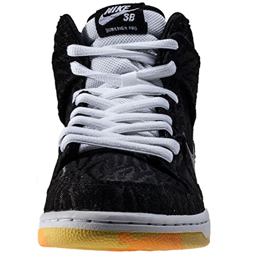 Homme noir Nike Dunk Compensées Sandales Pro High orange wzAaq