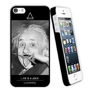 Eleven paris - Coque iPhone 5C - Albert Einstein