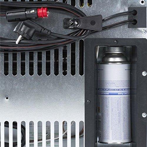 Berger RC1600GC mit Gaskartusche - 2