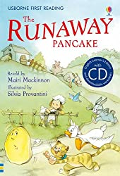 The Runaway Pancake. Book + CD: Usborne English-Intermediate (Level 4) (Usborne First Reading)