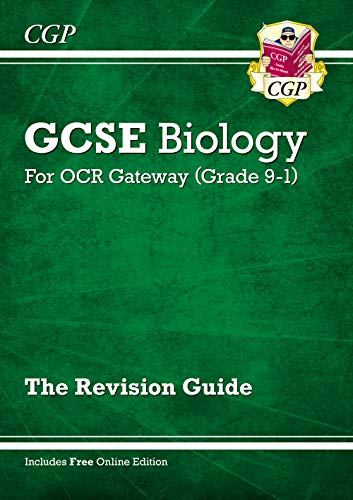 Grade 9-1 GCSE Biology: OCR Gateway Revision Guide with Online Edition